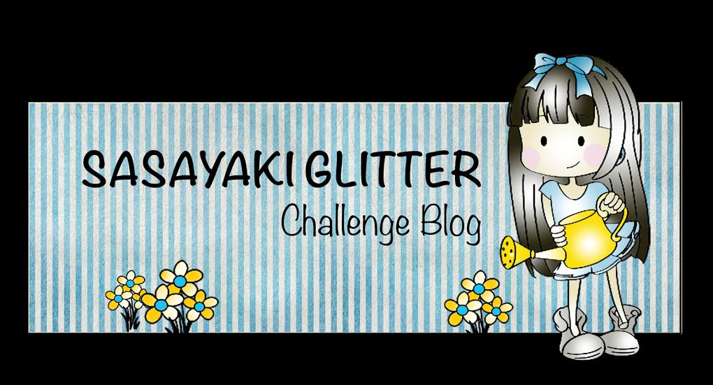 SasayakiGlitter Challengeblog