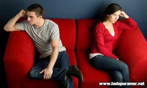 ¿Posible separación de pareja?