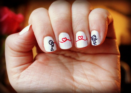Women lingerie and beauty tips tricks online nail art designs the funky touch in this nail art designs are highly adopted specially by young girls funky flavor mostly achieved through nail stickers or water and polish prinsesfo Choice Image