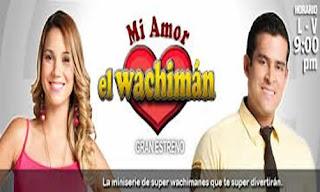 Ver Mi amor el Wachimán 2 capítulos completos