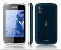Intex forays into smartphones; launches AQUA 4.0 3G