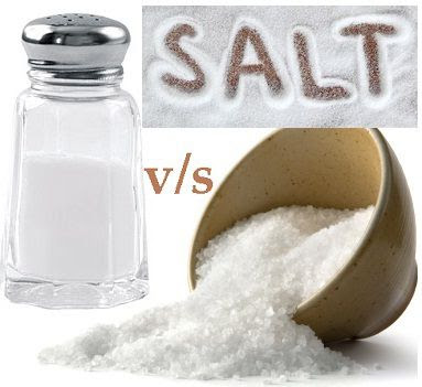 Why sea salt is good for you over table salt?