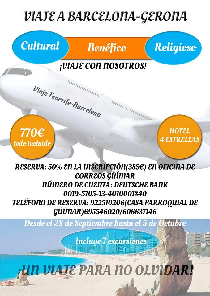 Viaje Barcelona- Gerona. Pincha en la foto para ver el itinerario