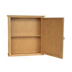 Bamboo Medicine Cabinet1