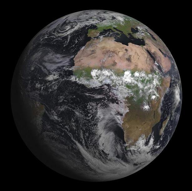 satélite Meteosat 10