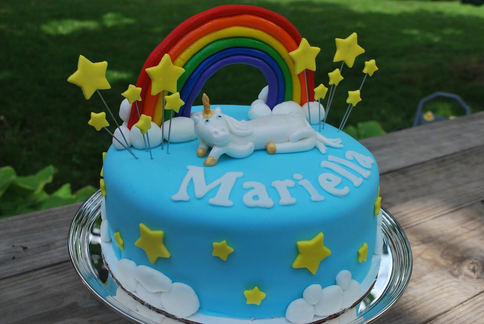 Abby Cakes May 2012