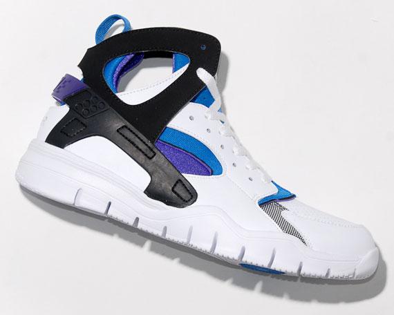 Huarache Basketball Nike Qs Snkrology Air Spot Soft Free A 2012 xXBT16wO