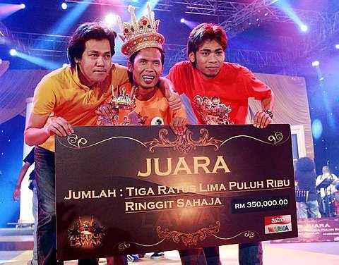 Gambar Sepah Juara Maharajalawak 2011