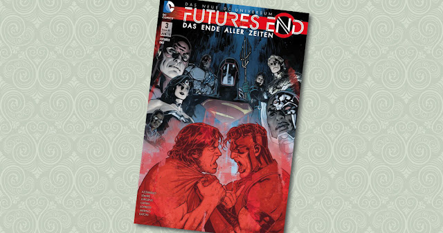 Futures End 3 Panini Cover