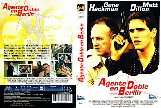 Carátula Target: Agente doble en Berlín (1985)