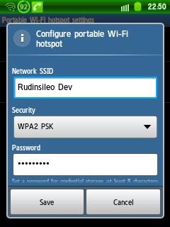tutorial mengaktifkan hotspot wifi
