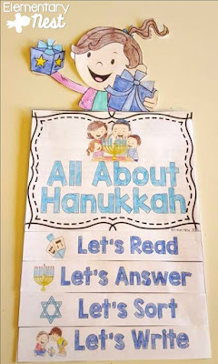 https://www.teacherspayteachers.com/Product/Hanukkah-Flip-Book-2224816
