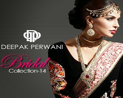 Best Bridal Collection 2014 by Deepak Perwani