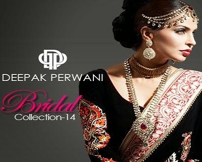 Best Bridal Collection 2014 by Deepak Perwani