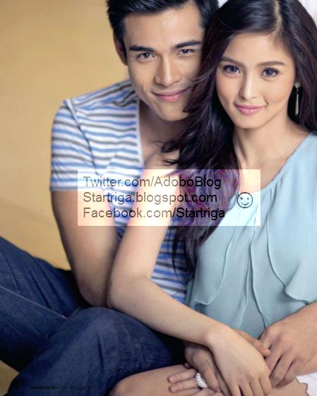 INSIDE EDITORIAL: Kim Chiu and Xian Lim for Star Studio Magazine