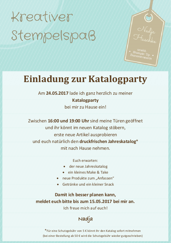 Katalogparty