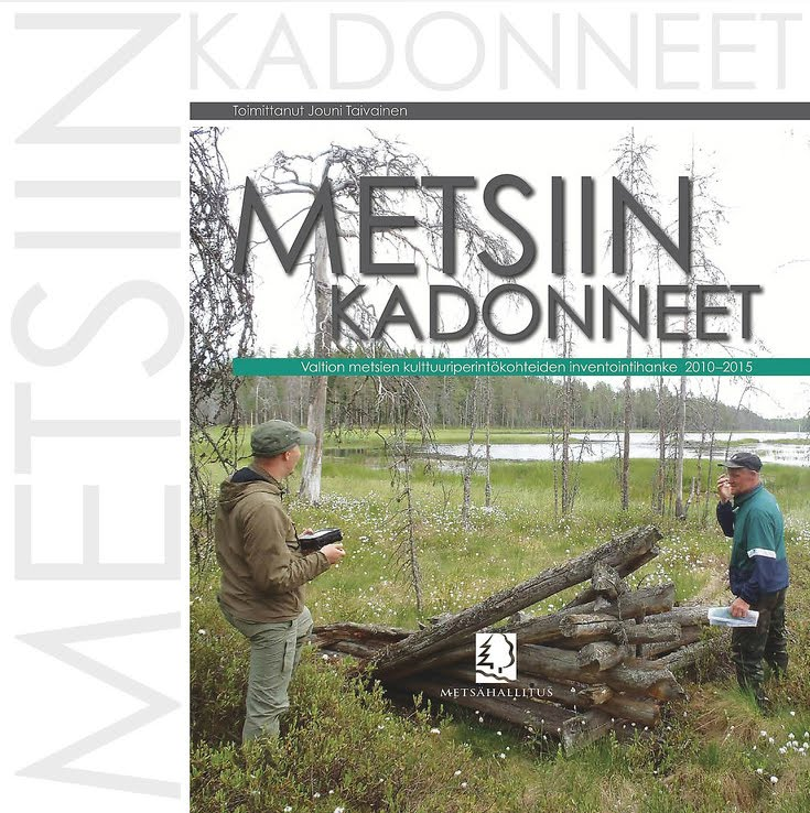 Metsiin kadonneet -e-kirja: