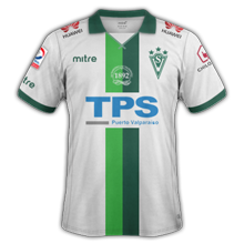 [Elige la mejor y la peor] Camisetas primera division 2015 Camiseta%2BSantiago%2BWanderers%2Bsuplente%2BIF