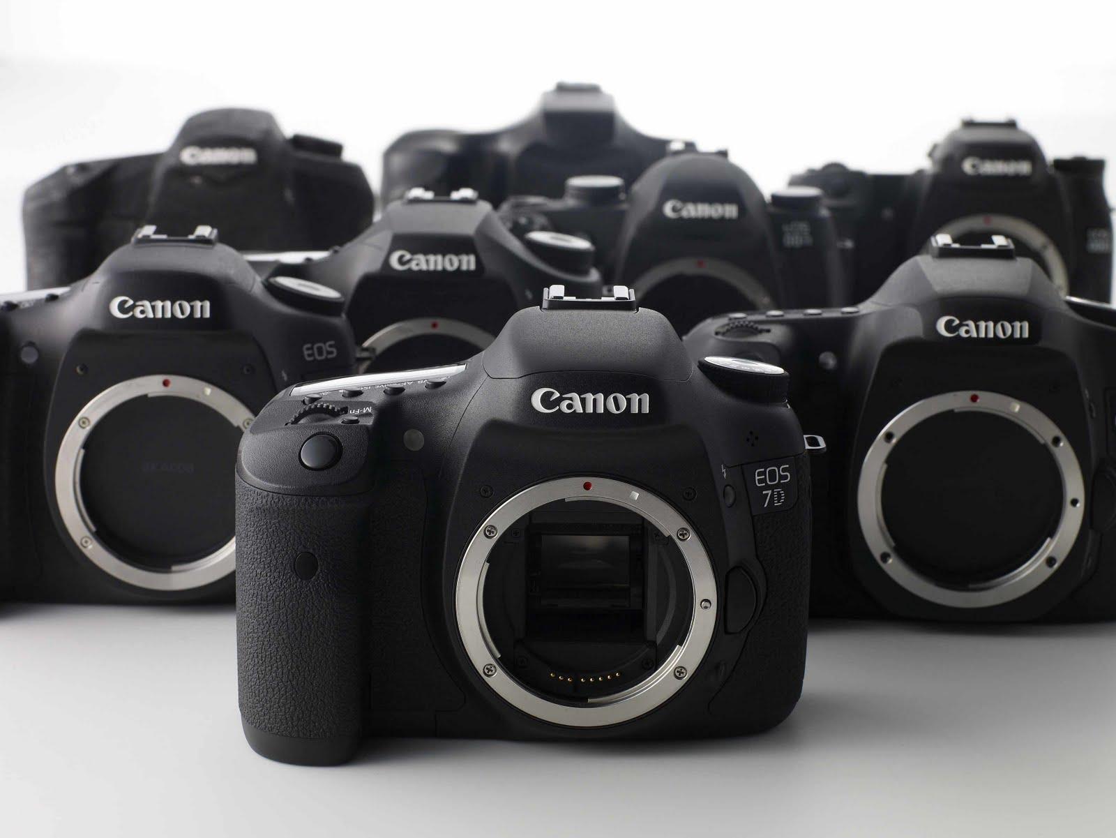 Daftar Harga Kamera DSLR CANON EOS 2012