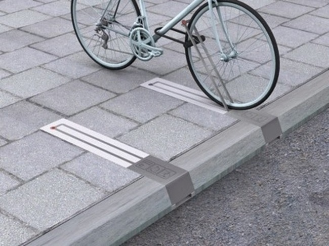30 Insanely Clever Innovations That Need To Be Everywhere Already - Bike racks that don't take up sidewalk space.