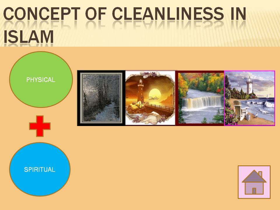cleanliness in islam The importance of personal hygiene in islam this website is for people of various faiths who seek to understand islam and muslims it contains a lot of brief, yet.