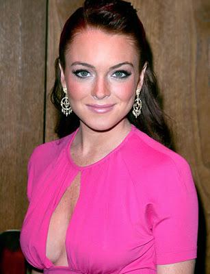 American Actress Lindsay Lohan HQ Wallpaper-800x600