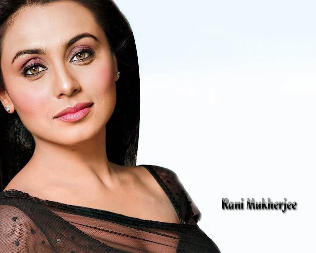 Rani Mukherjee's Pictures