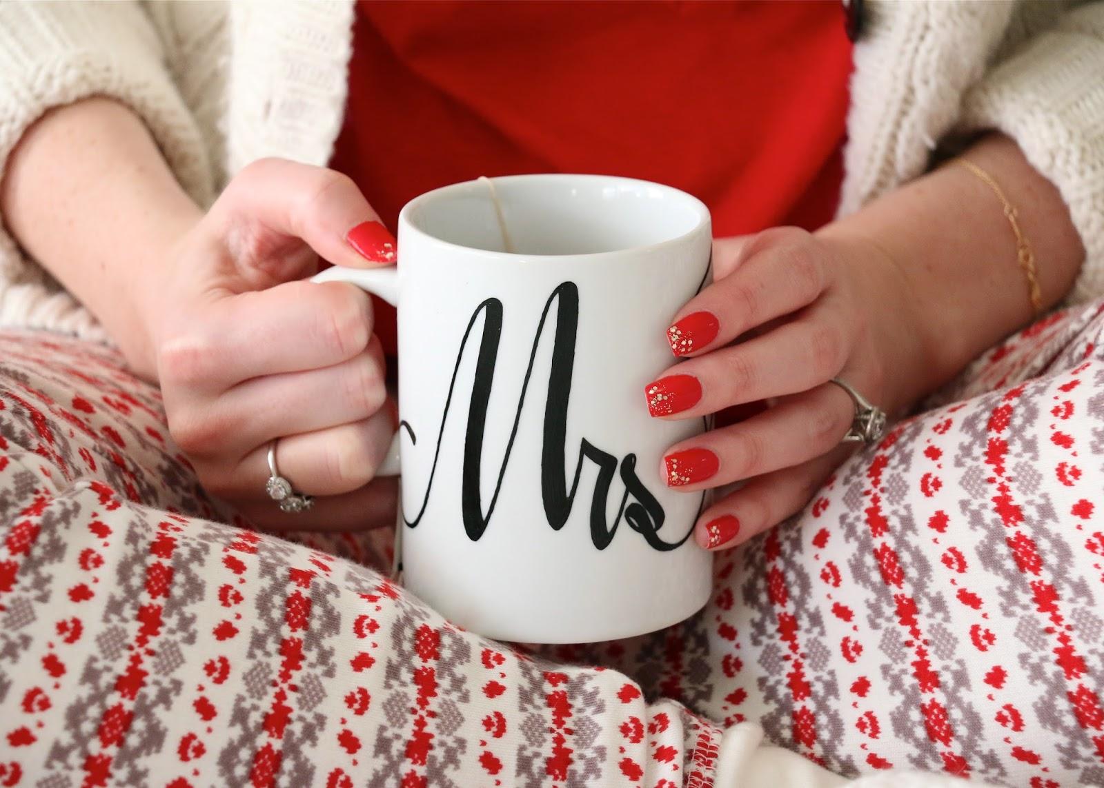 mrs mug cup