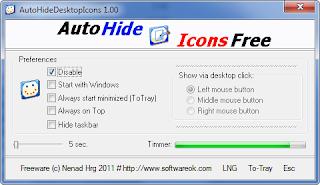 AutoHideDesktopIcons 1.51