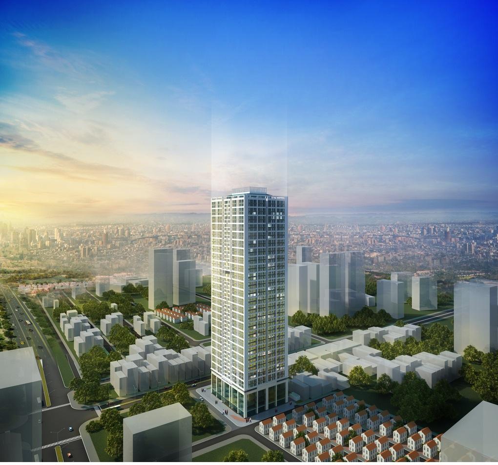 Bán chung cư Hanoi Landmark 51 Vạn Phúc