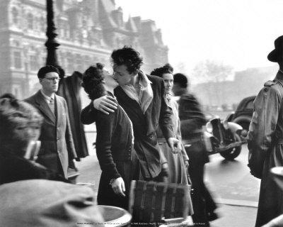 Célèbre Café de Flore: L'oeuvre de Robert Doisneau OA96