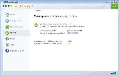 В скором времени появится бета-сборка новой версии ESET Smart Security 5.0.