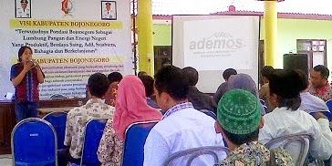Camat Purwosari Sosialisasikan Rencana Program Purwosari Berbasis Kawasan