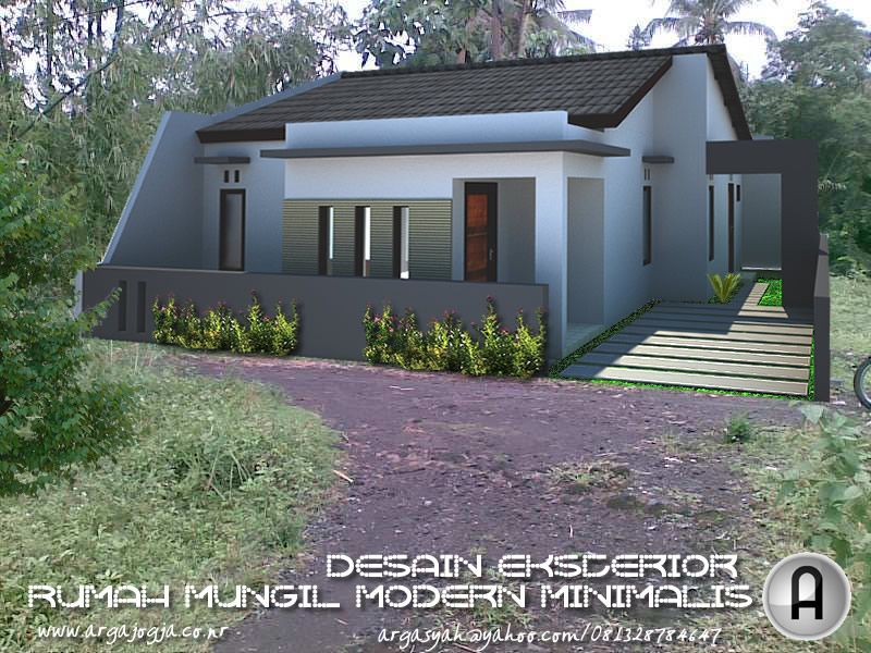 dream home modern minimalis