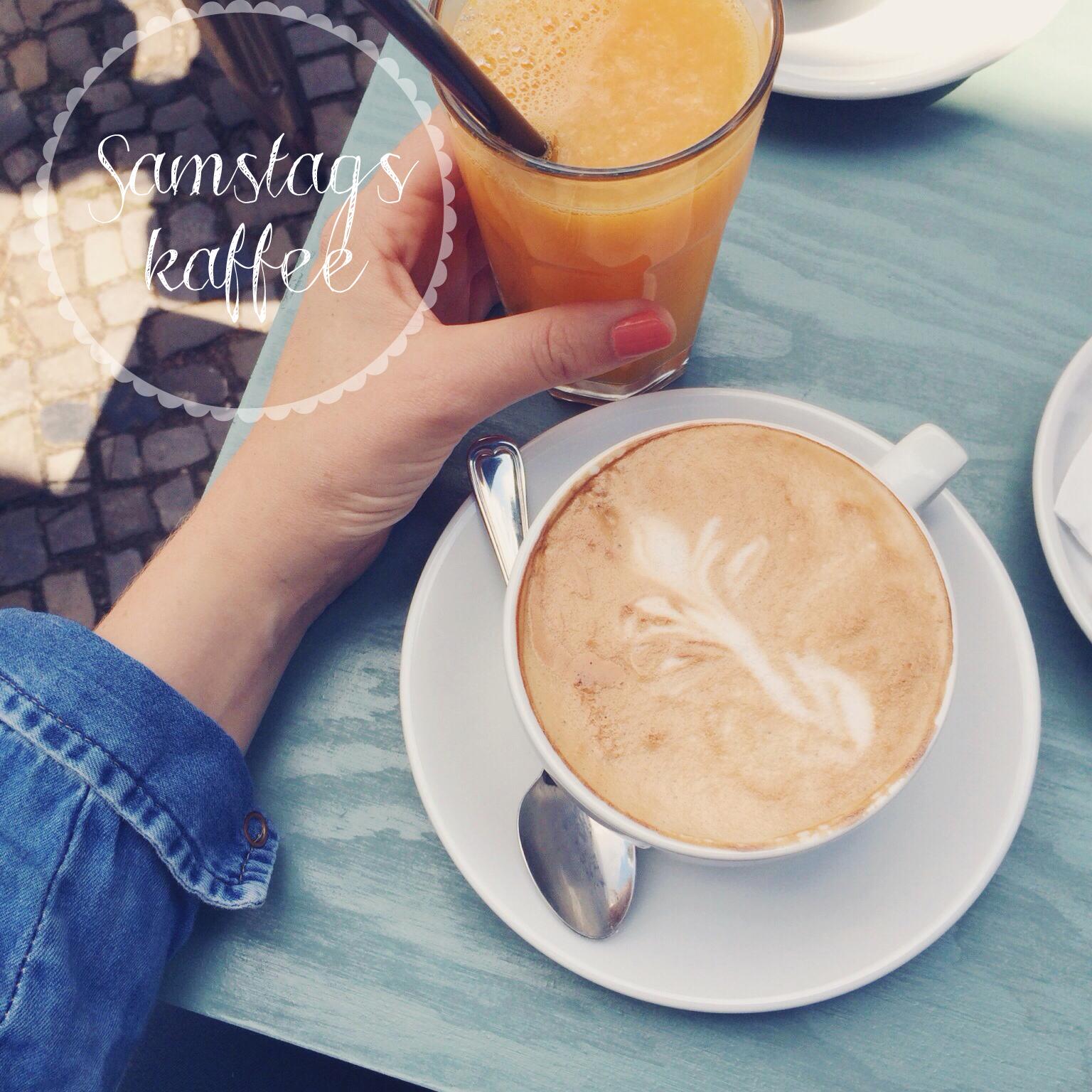 Samstagskaffee DaWanda Snuggery