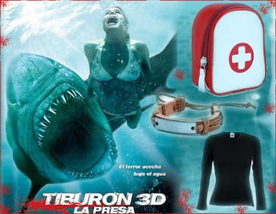 Tiburón 3D: La Presa (2011)