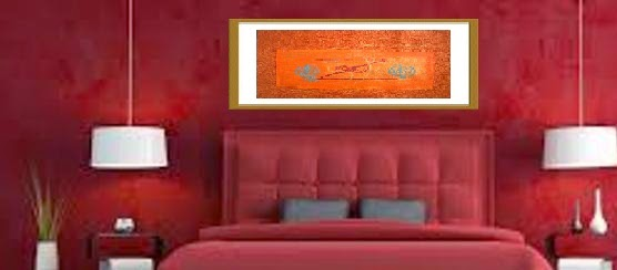 Superbe Razarts: Which Paintings To Hang Above Bed In Bedroom Important Tips For Bedroom  Paintings Never Hang These Painting In Bedroom