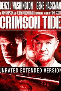 tony scott, crimson tide