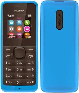Ponsel Nokia 105