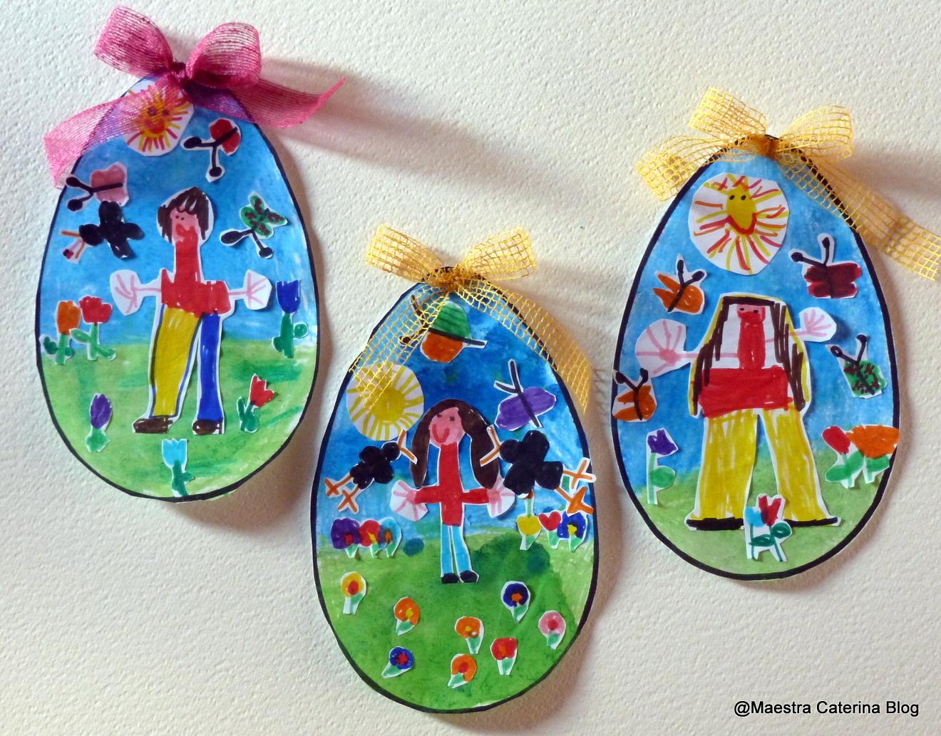 Maestra Caterina Uova Di Pasqua