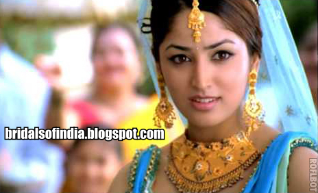 Yami Gautam In Jewellery Ad Fashion world: Yami Ga...