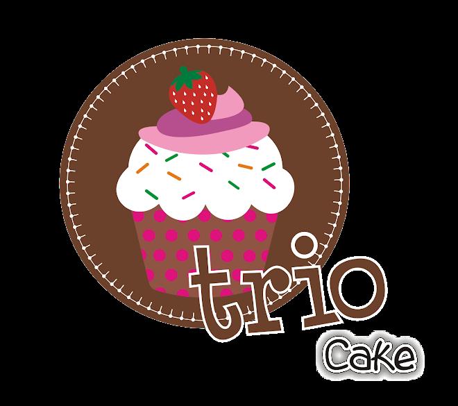 Trio Cake - Cupcake personalizado