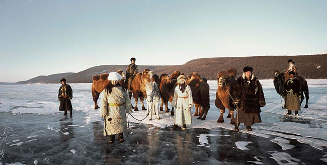 46 Must See Stunning Portraits Of The World's Remotest Tribes Before They Pass Away - Tsaatan, Mongolia