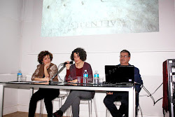 """""""SILENTIUM"""" presentazione all'Istituto Italiano di Cultura di Barcellona 2017"""