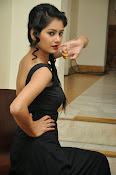 Monika singh sizzling photos in black-thumbnail-36