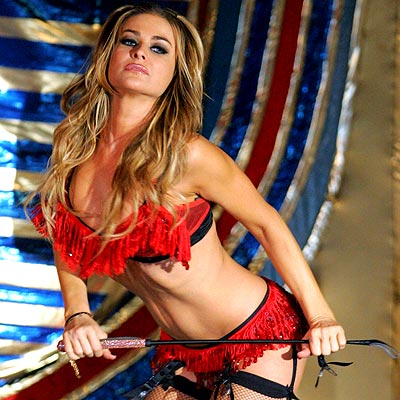 Carmen electra strip tease dvds