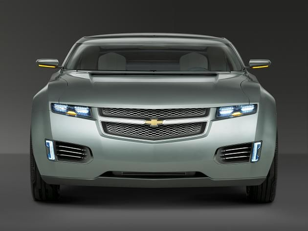 Chevy Volt Electric Car