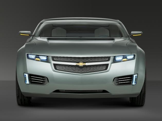 chevrolet volt concept hybrid electric car automobile for life. Black Bedroom Furniture Sets. Home Design Ideas