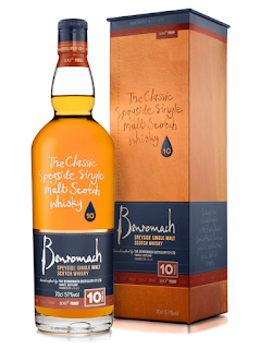 Benromach 10 year old 100° proof