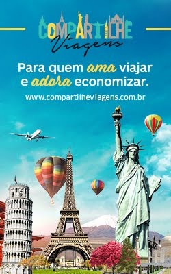 BLOG COMPARTILHE VIAGENS